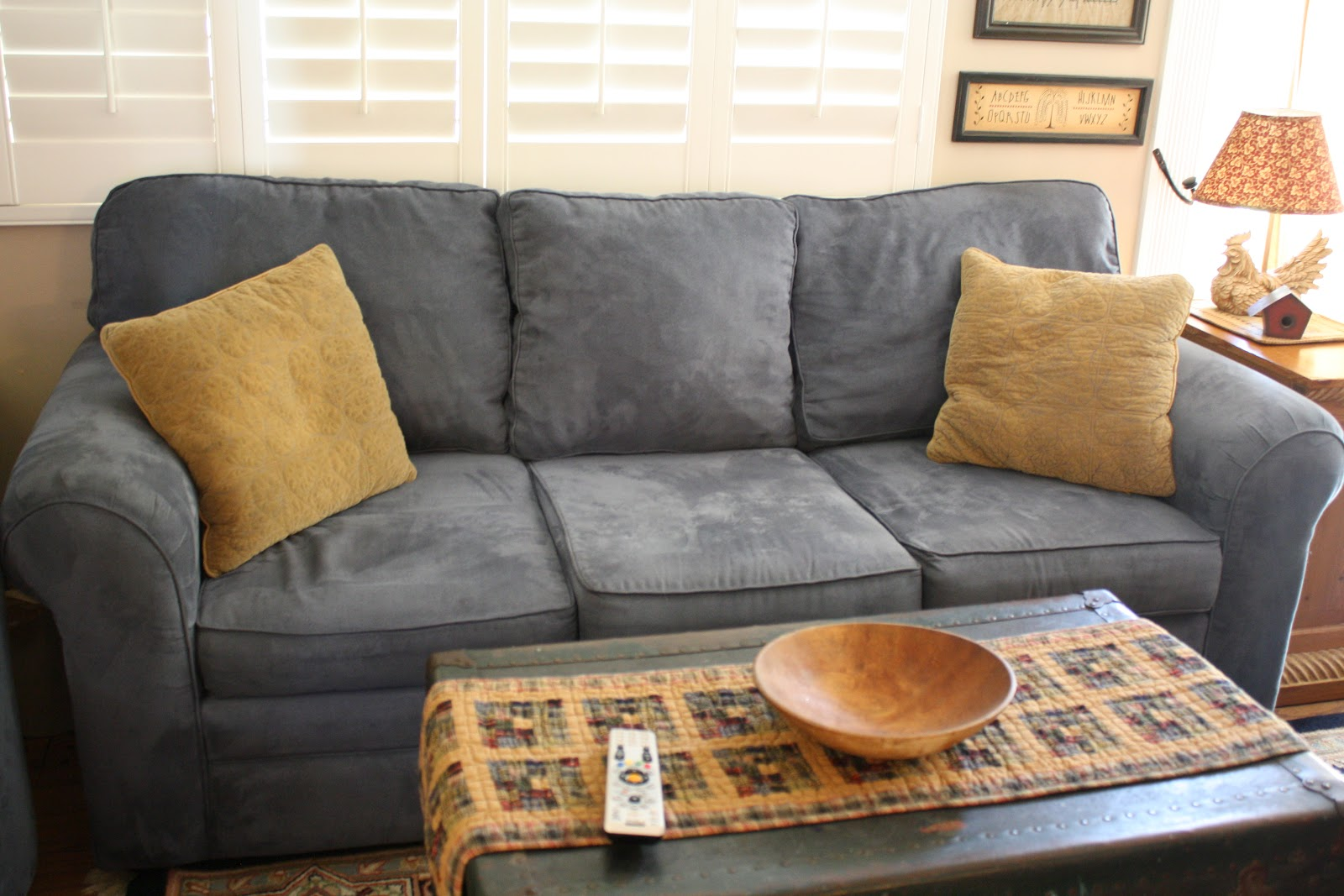 Refilling Sofa Cushions Big Uk Sunny Simple Life How To Refill Couch Cheaply